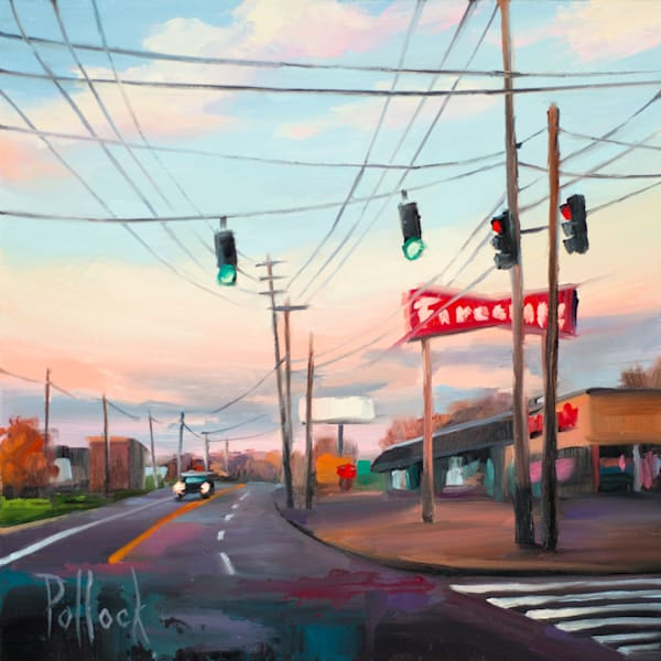 Firestone Morn   Sarah Pollock Studio