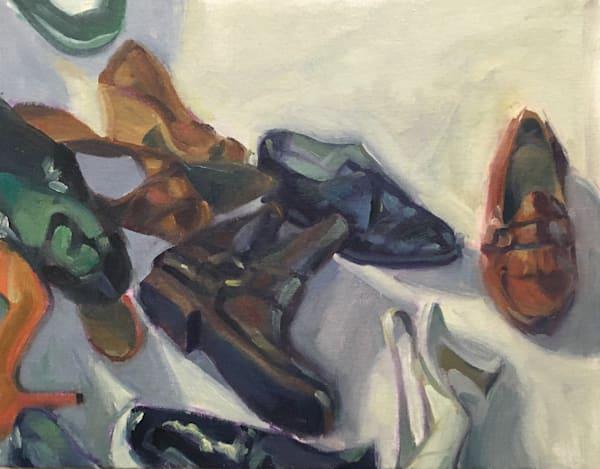 Shoes #1 Art   sheldongreenberg