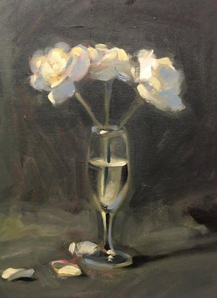 Floral Painting #1 Art   sheldongreenberg