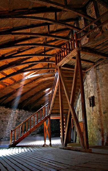 Munkholmen Fortress Art   Light Pixie Studio