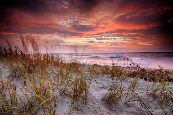 """Sunrise In The Breeze"" fine art photograph by C A Johnson."