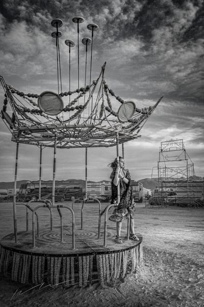 Mary Go Round Photography Art | Harry John Kerker Photo Artist