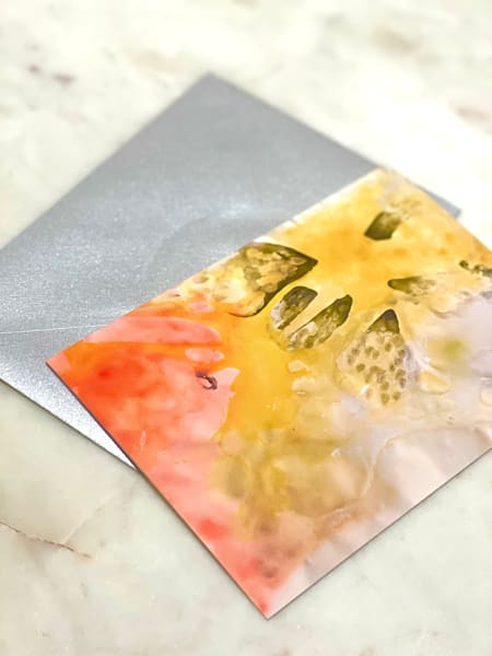 Greeting Card   Single | Makiko Harris Art