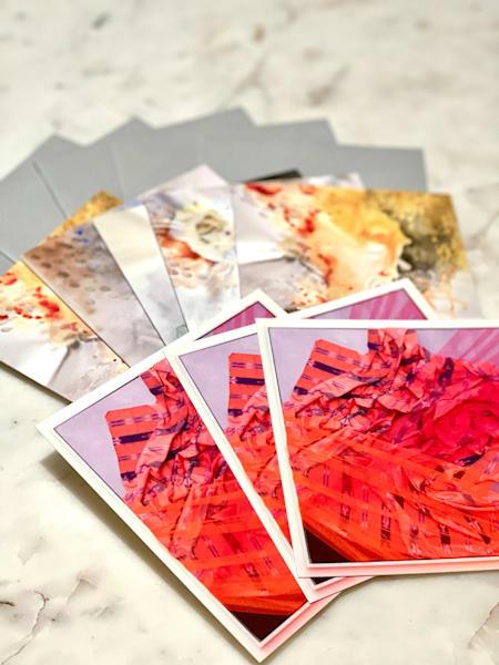 Greeting Card + Postcard Set | Makiko Harris Art