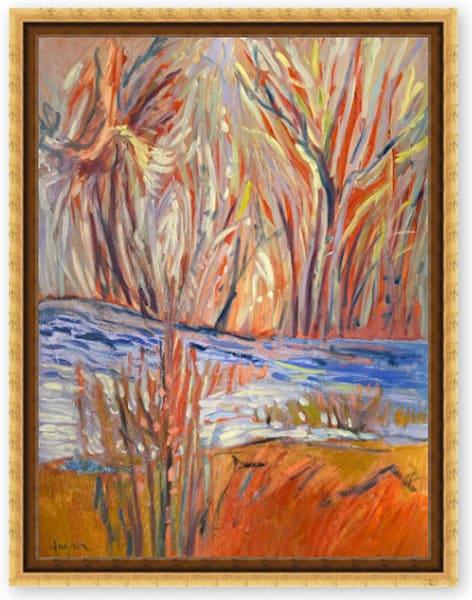 Winter Solstice I Art | Dorothy Fagan Joy's Garden