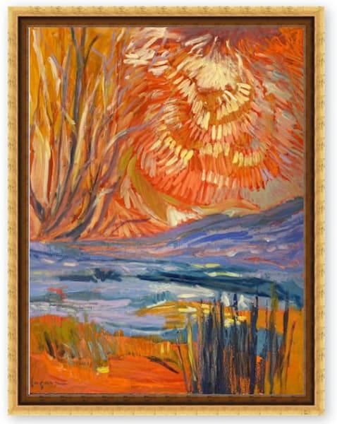 Winter Solstice Ii Art | Dorothy Fagan Joy's Garden
