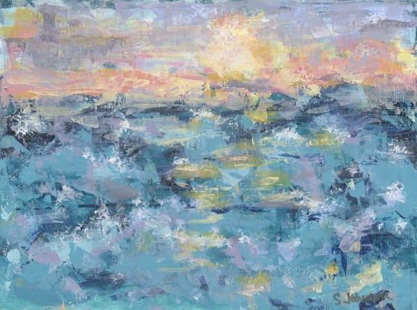 Sunset Art | Authentic Soul Studio