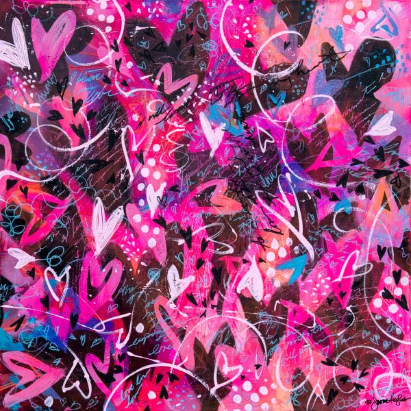 Wildest Hearts Set Free Art | Jessica Hughes Fine Art