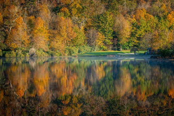 Linville Gc Scenic M 10 20 Photography Art | Dave Sansom Photography LLC