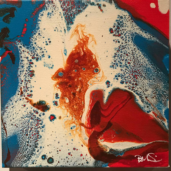 Koi Art | Abstraction Gallery by Brenden