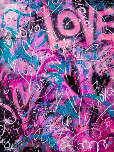 Big Love Art | Jessica Hughes Fine Art