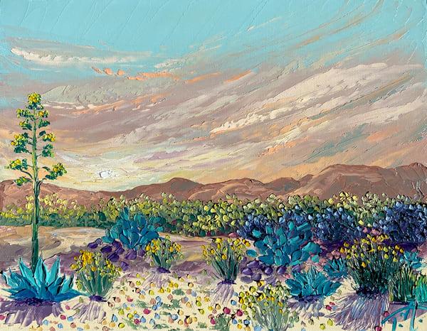 A Desert Daydream Art | Tessa Nicole Art
