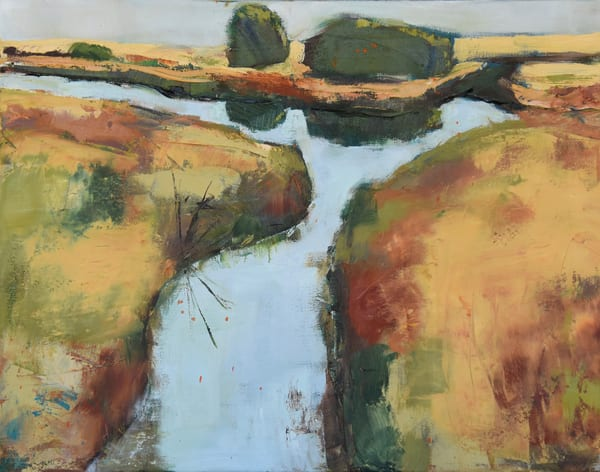 The Creek Art | KnottJust Art