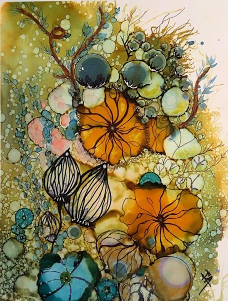 Alice's Poppies Art | Art With Judy Ann