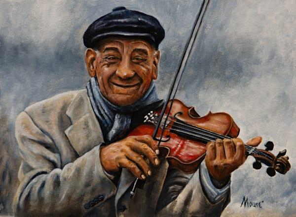 Jolly Fiddler Art | Mid-AtlanticArtists.com