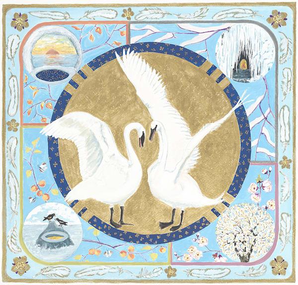 Swans Art | Fine Art New Mexico