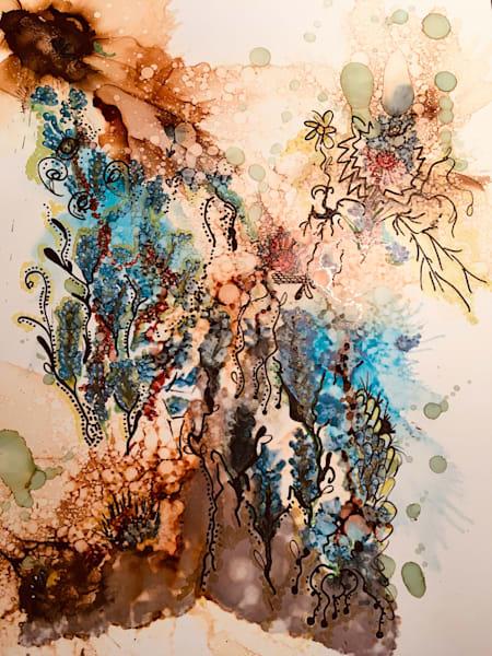 Desert Blush Art | Art With Judy Ann