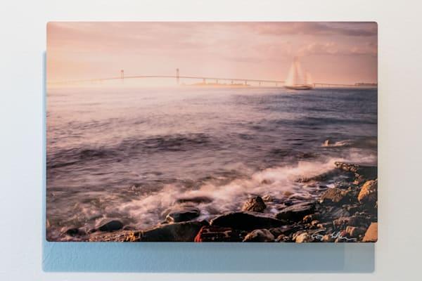 Spring Tide 12x8 Metal | Cory Silken Photography