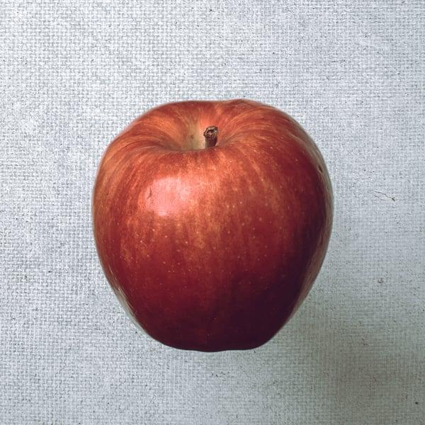 Food Canvas Apple | Nathan Larson Photography