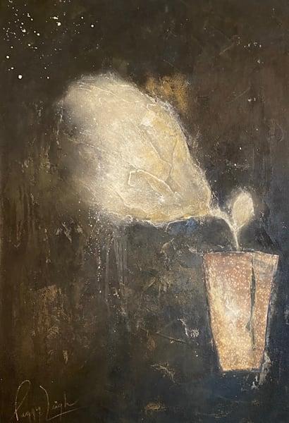 She Weeps For Those She Loves Art | Peggy Leigh Art
