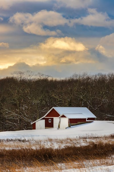 Barns and Landscapes