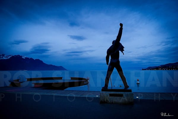 Freddie Mercury   Limited Edition Photography Art | Rob Shanahan Photography