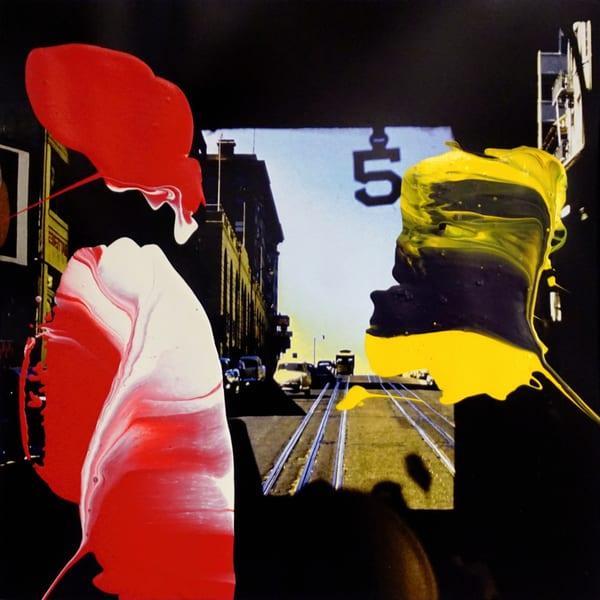 Aliens In 1950s San Francisco Art | Maciek Peter Kozlowski Art