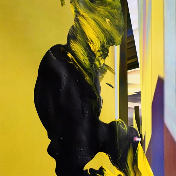 Many Friends Of Francis Bacon Art | Maciek Peter Kozlowski Art