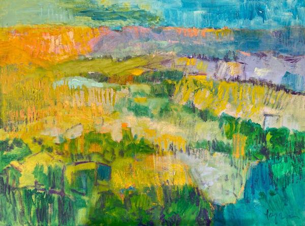 All That Sparkles Art | Dorothy Fagan Joy's Garden