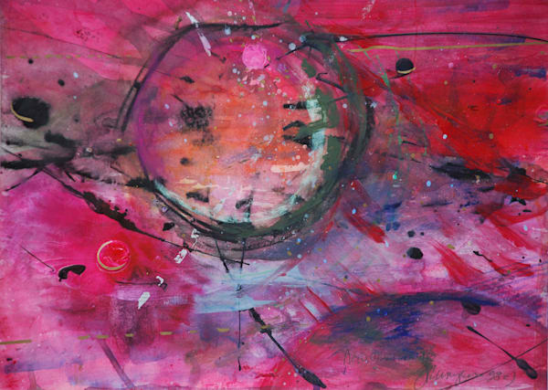 Mercury Art   All Together Art, Inc Jane Runyeon Works of Art