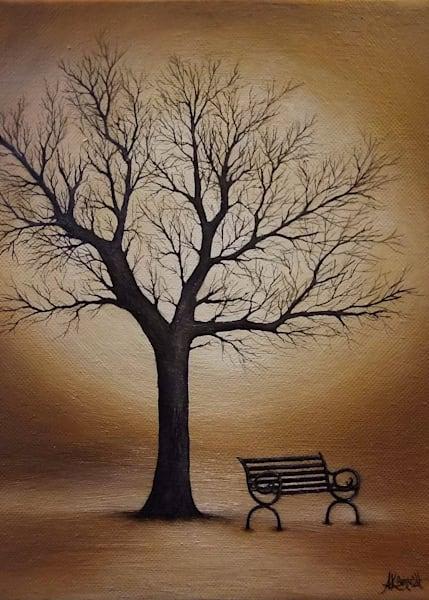 Stillness Greeting Cards | Ashley Koebrick Schmidt
