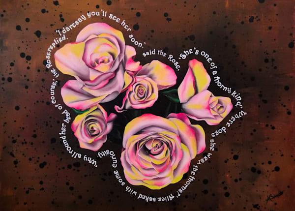 Thorns Greeting Card | Ashley Koebrick Schmidt
