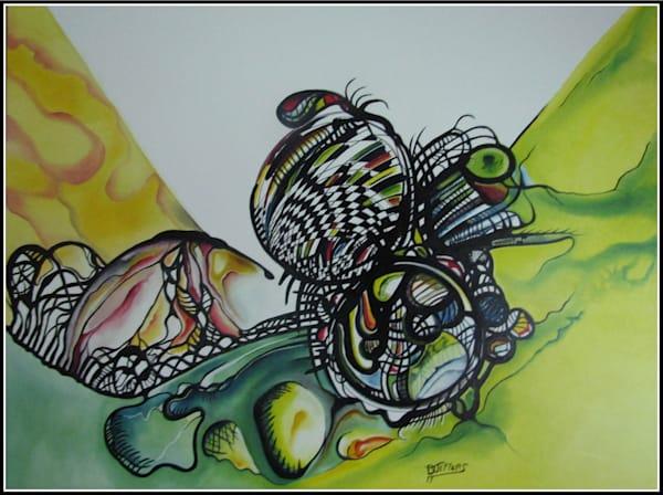 Tangled Art | Dave Jeffers Artist