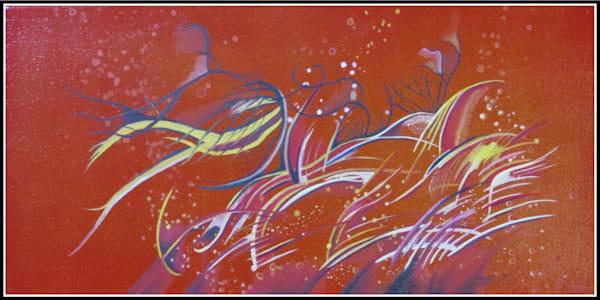 Wind Blown Fantasy Art   Dave Jeffers Artist