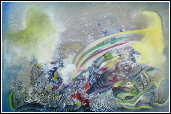 Sea Rainbow Art | Dave Jeffers Artist