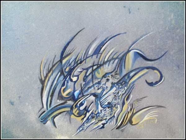 Eagle's Dive Art   Dave Jeffers Artist