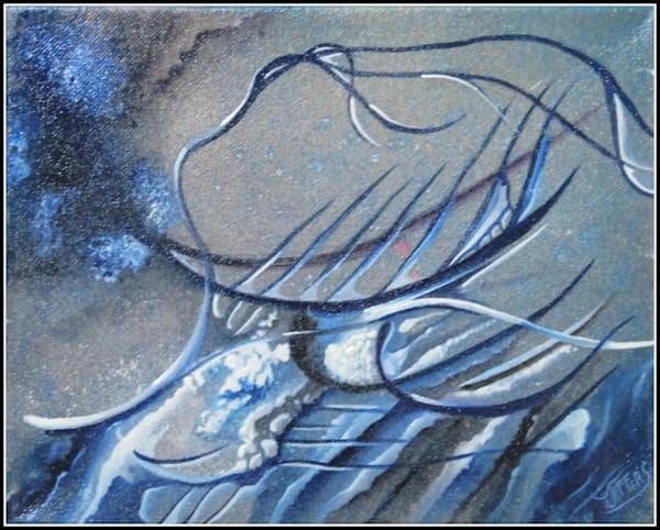 Blue Mood Art | Dave Jeffers Artist
