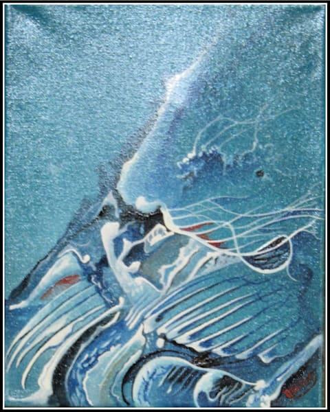 Winter's Chill Art | Dave Jeffers Artist