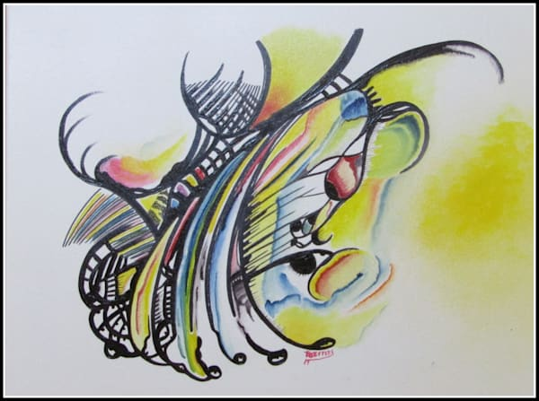 The Eyes Have It Art | Dave Jeffers Artist