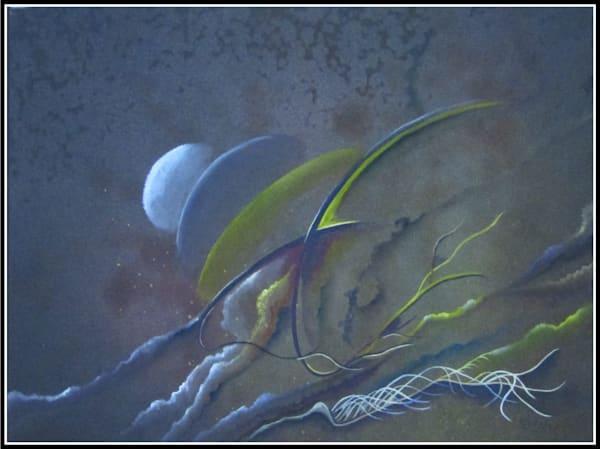 Covid, A New World Dawning Art | Dave Jeffers Artist