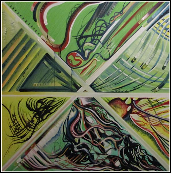 The Many Sides Of Me Art | Dave Jeffers Artist