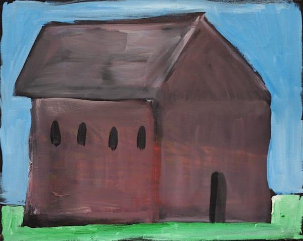 Brown Barn Art | stephengerstman