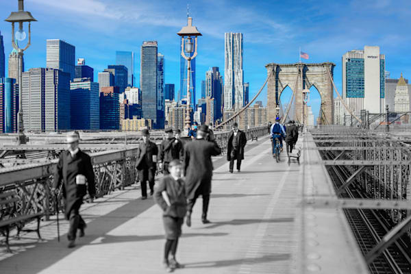 Brooklyn Bridge Art | Mark Hersch Photography