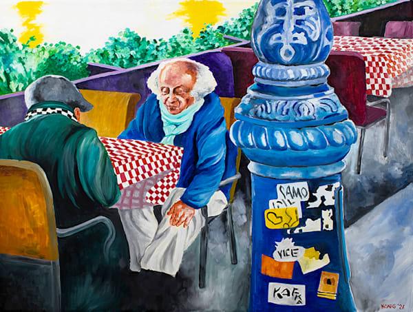 Amsterdam Avenue Al Fresco Art | RPAC Gallery