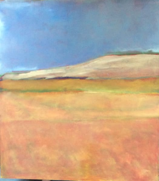 Winter Sky , Nm   Oil On Canvas   Sold Art | Peter Anderson Studio