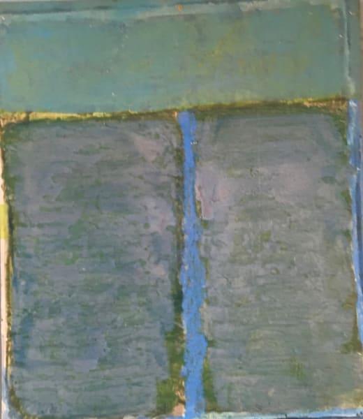 Orange Groves   Visalia Ca   Acrylic On Panel Art | Peter Anderson Studio