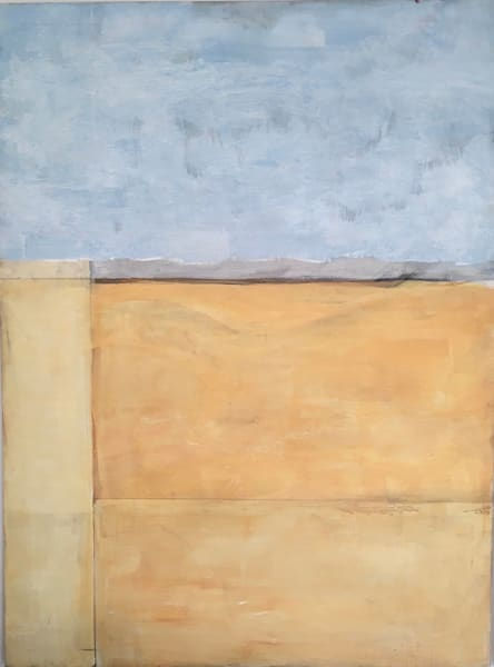 Truth Or Consequences, New Mexico #1  Left   Oil On Canvas Art | Peter Anderson Studio
