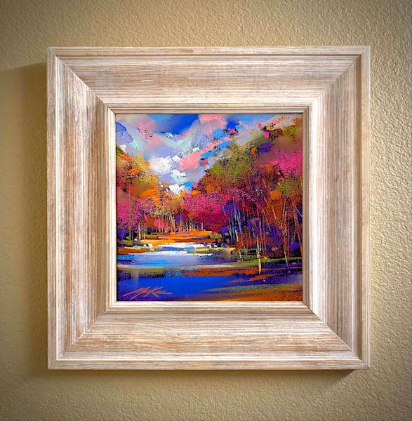 Autumn Creek Art | Michael Mckee Gallery Inc.