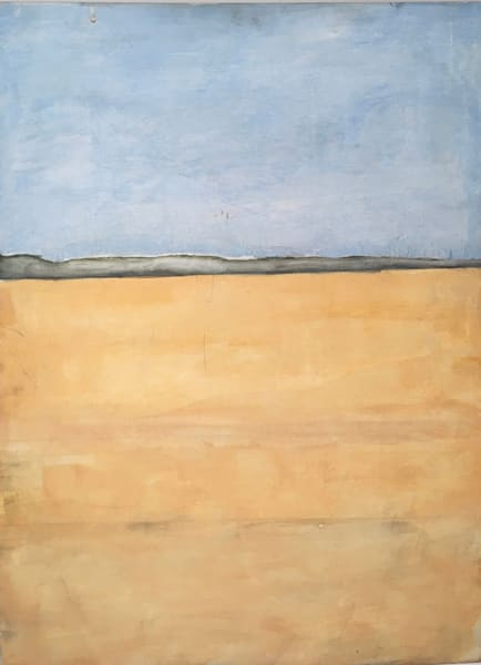 Truth Or Consequences   New Mexico #2   Center    Oil On Canvas Art | Peter Anderson Studio