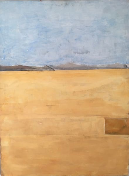 Truth Or Consequences   New Mexico #3   Right   Oil On Canvas Art | Peter Anderson Studio